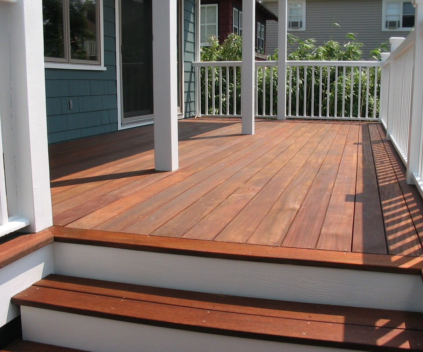 The Benefits Of Regular Deck Staining Chevy Chase Exteriors